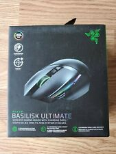 Razer Basilisk Ultimate Wireless Gaming Mouse w/ Charging Dock Open Box New