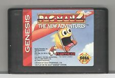Sega Genesis PAC-MAN 2 Video Game Cartridge