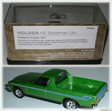 Holden Hz Sandman Ute 1977 Beaut Ute Green TRAX TR22C 1 43