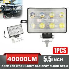 5.5INCH LED Work Light Bar Spot Roof Lights Driving Lamp Offroad Car SUV ATV 24W