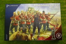 Perry Miniatures British Infantry (ZULU WAR) 1877-81 28mm