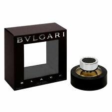 BLACK by BVLGARI for Men 75ml / 2.5oz Eau de Toilette Bulgari Unisex NEW in Box