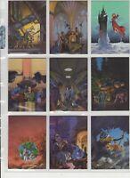 1994 FPG - RICHARD HESCOX - 90 Card Complete Set of Fantasy Art! ( ͡° ͜ʖ ͡°)
