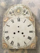 ANTIQUE GRANDFATHER LONG CASE CLOCK DIAL FACE JOSHUA FARRER PONTEFRACT?