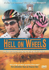 Cycling DVD, Hell On Wheels, Le Tour de France as you have never seen it before