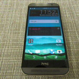 HTC ONE M8, 32GB - (T-MOBILE) CLEAN ESN, WORKS, PLEASE READ!! 41891