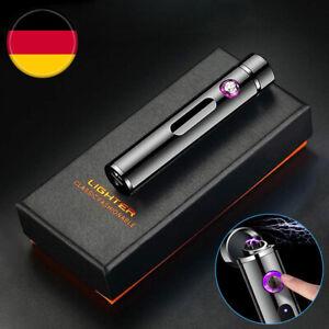 Arc USB Elektrisch Feuerzeug Lichtbogen Aufladbar Plasma Feuerzeug Flammenloses