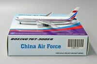 JC Wings 1:400 China Air Force (PLAAF) Boeing B767-300 VIP B-4025 (LH4127)