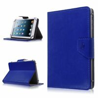"""For Pendo Pad 7"""" 8"""" 10.1"""" Tablet PC Universal Folio Book PU Leather Case Cover"""