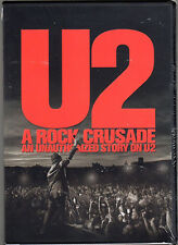 U2: A Rock Crusade An Unauthorized Story On U2  NEW DVD Buy 2 Items-Get $2 OFF