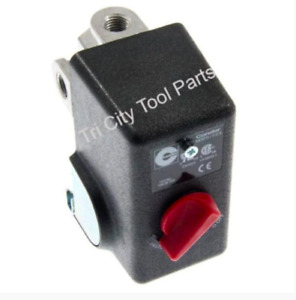 CW209000AV Air Compressor Pressure Switch  135 / 100 PSI  Campbell Hausfeld