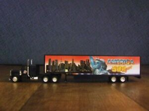 """Con-Cor exclusive HO scale Herpa trucks for collectors """"America 500 Years"""""""