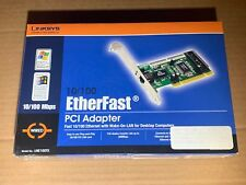 Cisco-Linksys by Cisco LNE100TX EtherFast PCI 10/100 Ethernet With Wake On LAN