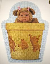 Puzzle, 700 Teile, Anne Geddes – Teddybär – gebraucht, ohne Verpackung