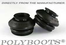 2x Polyboots Polyurethane Stabilizer Link Tie Rod End Dust Boots 13x25x22 mm