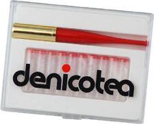 DENICOTEA Zigarettenspitze LADY Automatic 11,6 cm in Box + 10 Denicotea-Filter