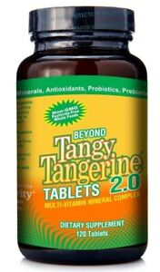 Youngevity Beyond Tangy Tangerine 2.0 Tablets, free 2 day tracked postage