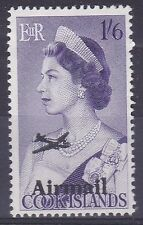 Cook Islands (Pre-1965) Royalty Stamps