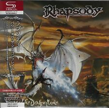RHAPSODY (OF FIRE) POWER OF THE DRAGONFLAME 2016 JAPAN RMST SHM MLPS CD