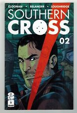 SOUTHERN CROSS #2 - BECKY CLOONAN STORY - IMAGE COMICS - 2015