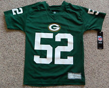 Clay Matthews/Green Bay Packers boys Medium(10/12) green jersey