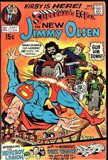 SUPERMAN'S PAL JIMMY OLSEN #133, 135, 137, 2ND APP DARKSEID CAMEO JACK KIRBY LOT