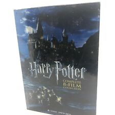Harry Potter The Complete 8 Film Collection 1 DVD Set