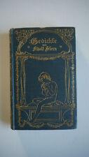 Gedichte von Adolf Stern - 1900 - (K8)