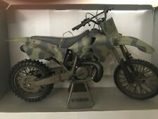 1/6 RARE US Army Special Forces YAMAHA YZ250  Military Motorbike FIGURE  Model