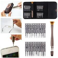 Precision Jewellers Watch Screwdriver Micro Mini Set Glasses Hex Slotted HM6
