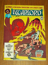 DC BLUE RIBBON DIGEST SPECIAL #10 WARLORD 1981 BRITISH POCKET BOOK (A)