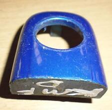 PEUGEOT 307  DOOR HANDLE END CAP IN BLUE KMFD