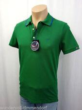 Unifarbene Herren-Poloshirts-Schlanke-Größen