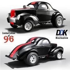 ACME A1800909DDK DDK Exclusive 1941 Custom Gasser Diecast 1:18 SOLD AS IS