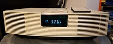 Bose Wave Music System AWR-1W FM AM Radio AUX USA With Remote