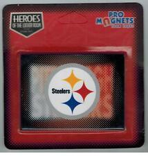 PITTSBURGH STEELERS NEW NFL TEAM FOOTBALL PRO MAGNET