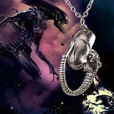 Alien Vs Predator Necklace Pendant Alien Queen Prometheus Unisex Free Shipping !
