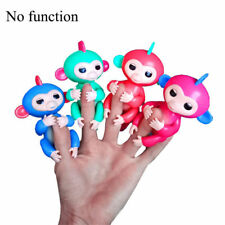Cute Fingertip Toy Baby Monkey Electronic Interactive Toy Robot Pet Kids Gifts