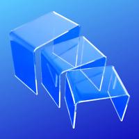 Z Design Acrylic Riser Set