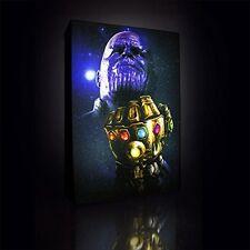 Officiel Marvel les Vengeurs Infinity War Luminart Veilleuse Lampe murale -