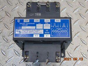 HEVI-DUTY W250 .250KVA TRANSFORMER TYPE SBW PRI:240/480V SEC: 120V