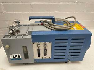 VacUUbrand RD 4 Drehschieberpumpe mit Gasballast Vakuumpumpe Hochvakuum Vorpumpe