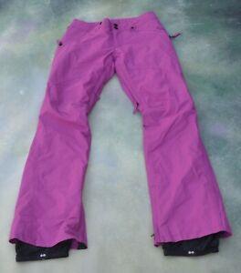 Burton DRYRIDE Woman's Snowboard Ski Pants Size S.