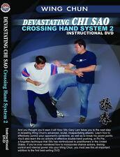 Dvd:Devastating Chi-Sau Crossing Hand System2 By Sifu Gary Lam