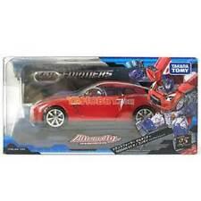Transformers Alternity Optimus Prime (red Nissan Skyline) - MISB