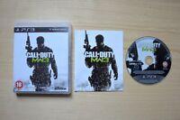 PS3 - Call of Duty: Modern Warfare 3 - (OVP, mit Anleitung)