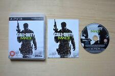 Ps3-Call of Duty: Modern Warfare 3 - (OVP, con instrucciones)