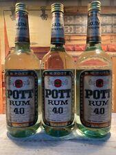 1x Pott Rum 40% 75cl