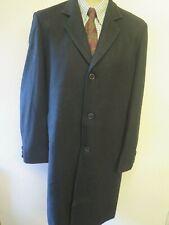 Vintage Georgio Armani Wool Trenchcoat Raincoat Coat Size M 38-40 R Euro 48-50 R