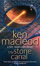 The Stone Canal: A Fall Revolution Novel (Fall Revolutions),MacLeod, Ken,Very Go